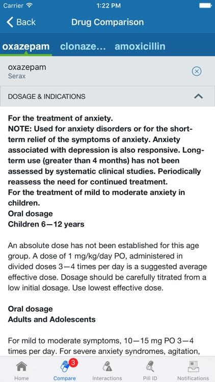 mobilePDR — Prescribers' Digital Drug Reference screenshot-3