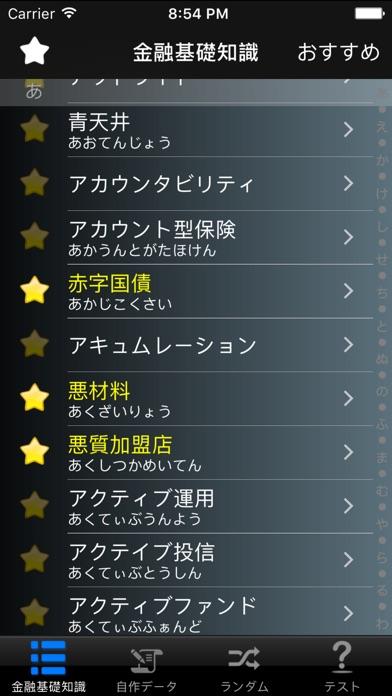 金融知識 screenshot1