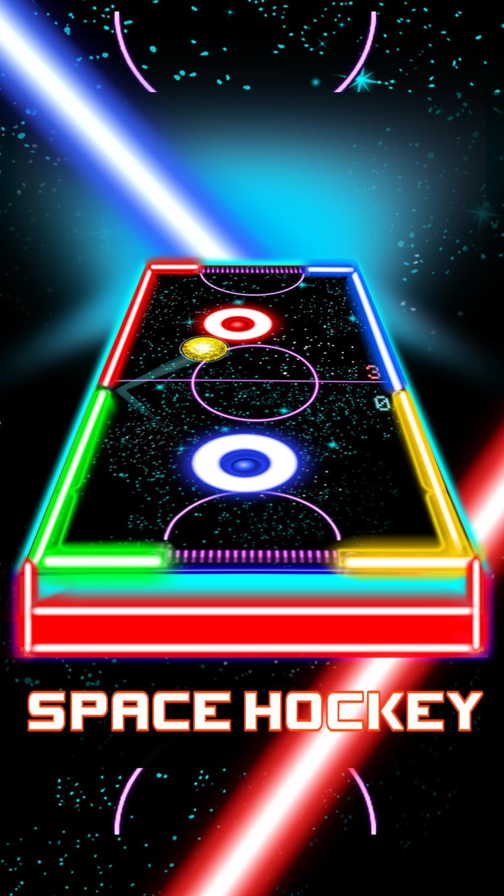 Glow Hockey HD – New Galaxy War Air Hockey Cheat Codes