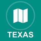 Texas, USA : Offline GPS Navigation icon