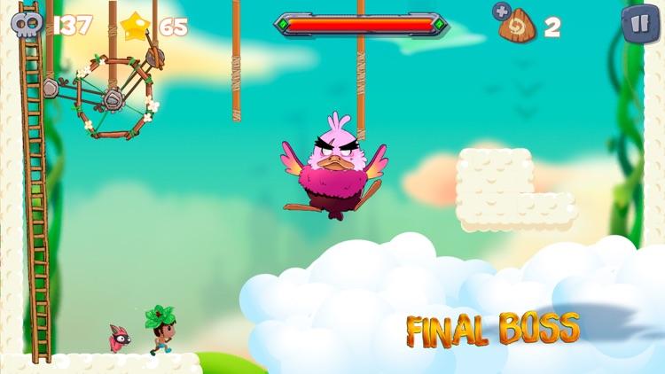 Jungle World - The Free Super Adventures screenshot-4