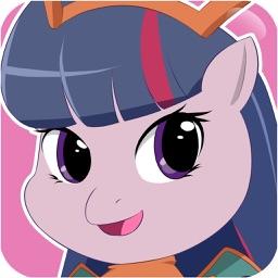 My Little MLP Equestria Girls - Pokemon Pony Games