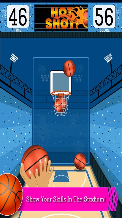 Retro Hoops - Slam Dunk Basketball League