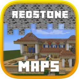 Redstone Maps for Minecraft PE Pocket Edition !