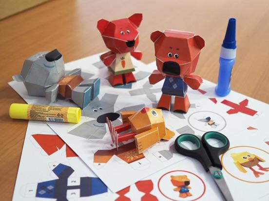 Игра Ми-ми-мишки - Творчество