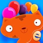Criança Aprendizagem Jogos Peça Minha Cor Jogos icon