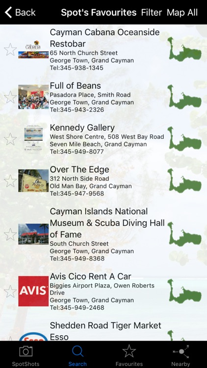 SpotCayman for Grand Cayman screenshot-4