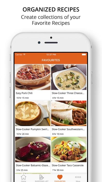 CrockBox Recipes | Healthy SlowCooker Meals screenshot-3