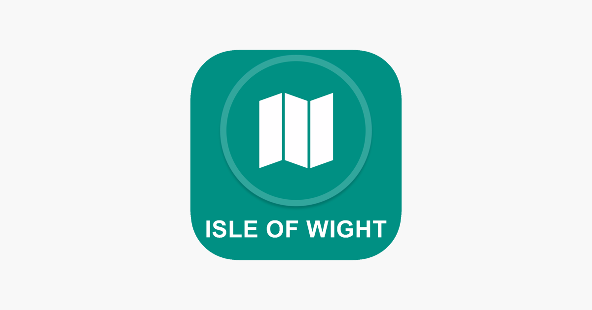 ‎Isle of Wight, UK : Offline GPS Navigation
