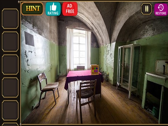 Abandoned Locked Prison Escape-ipad-4