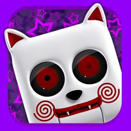 Ícone do app BAD CATS !