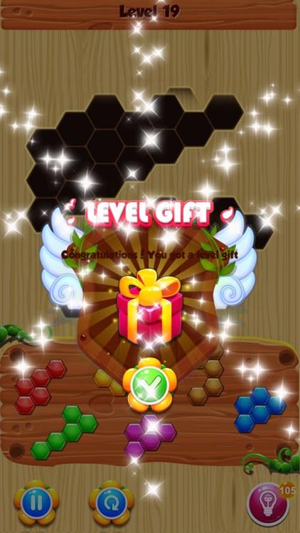 The Hexa Block Puzzle screenshot-3