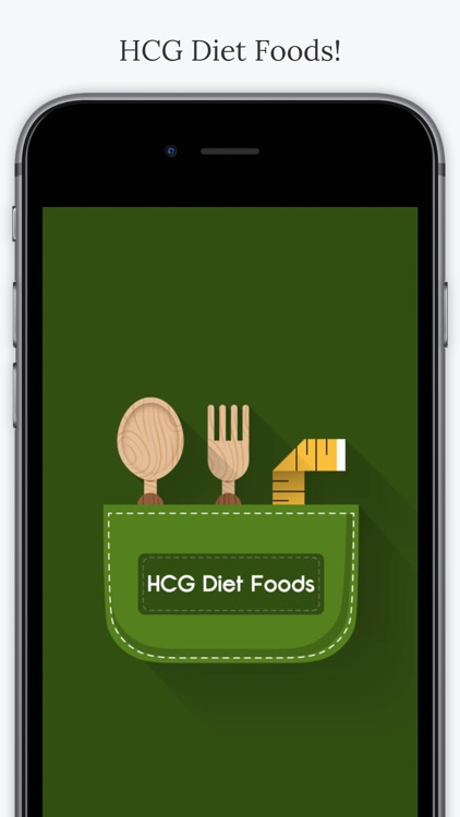 HCG Diet Foods screenshot-0