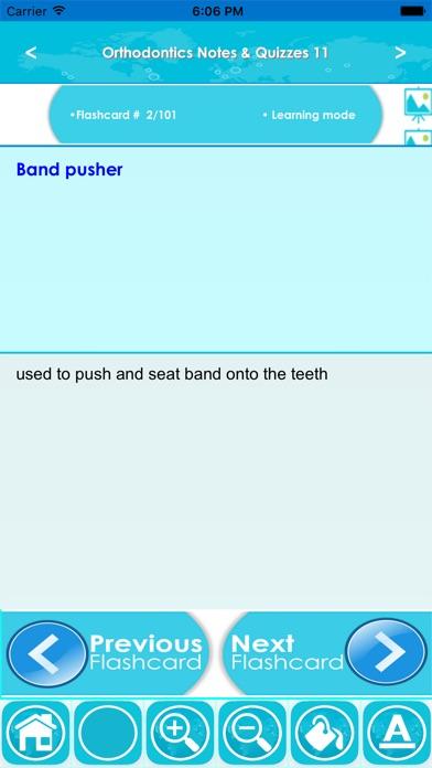 Orthodontics Exam Review App-2200 Terms & Quizzes-4