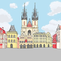 Prague 2017 — offline map and navigation!
