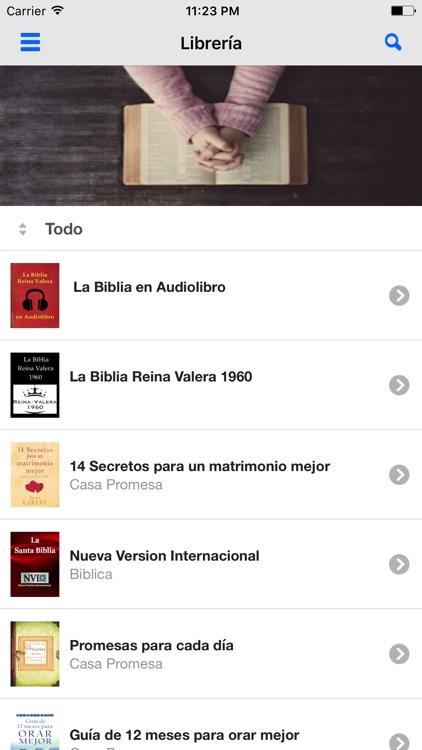 La Biblia Católica en Audiolibro screenshot-3