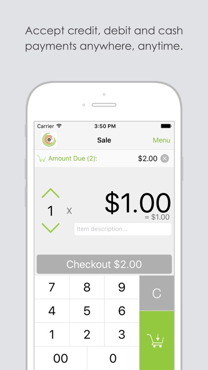 Converge Mobile - Accept Credit Card Payments
