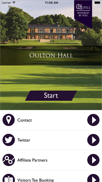 QHotels: Oulton Hall