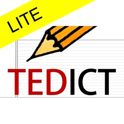 TEDICT - Learn English with TED Video, LITE
