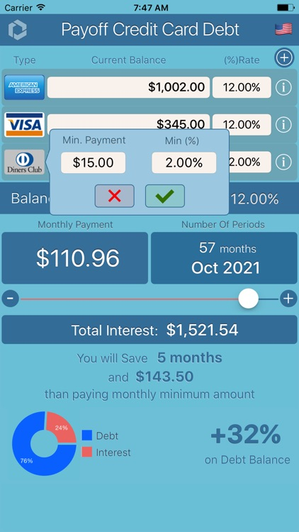 Manage Credit Card Debt