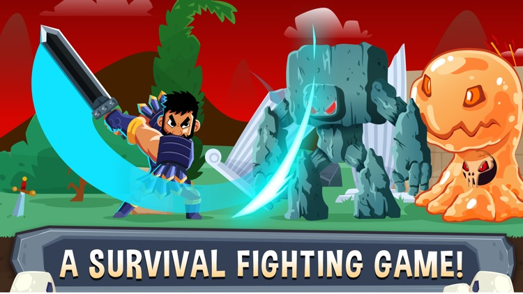 Gladiator vs Monsters - Combat Warrior Hero Game