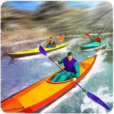 Activities of Raft Survival Race – Riptide Kayaking Simulator