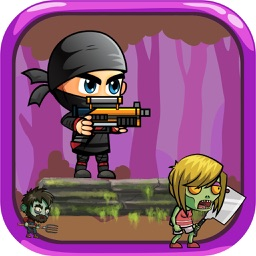 Super Ninja vs Zombies Adventure