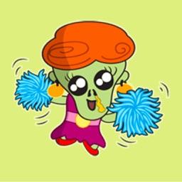 Zombie Girl - New!