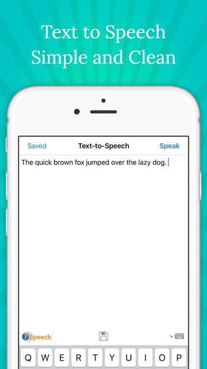 iSpeech - Text to Speech