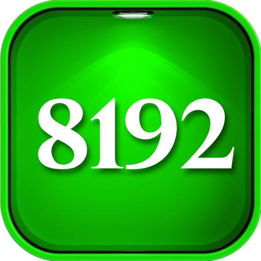 8192 - number games iOS App