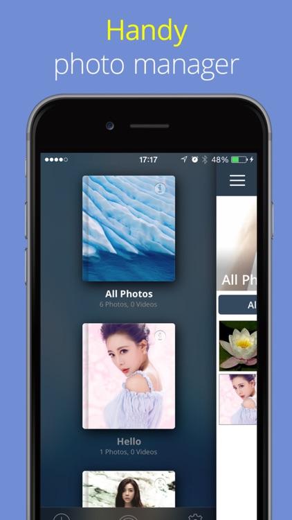 Private Camera Pro - Keep Lock Picture Vault Safe screenshot-3