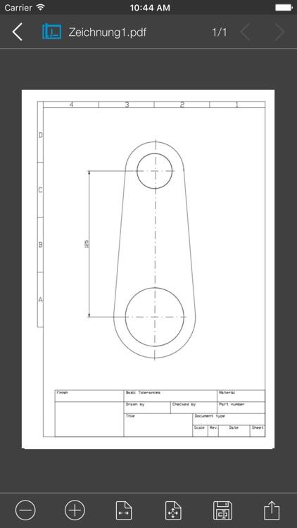 biiCADo Pro - 2D CAD App screenshot-4
