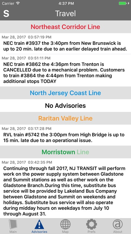 NJ Rails screenshot-4