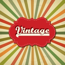Vintage Wallpapers & Backgrounds – Retro Designs
