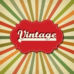 Vintage Wallpapers & Backgrounds – Retro Designs