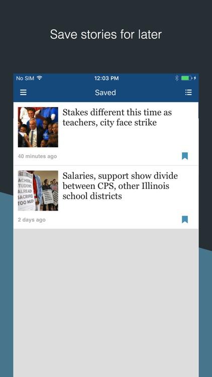 Chicago Tribune screenshot-3