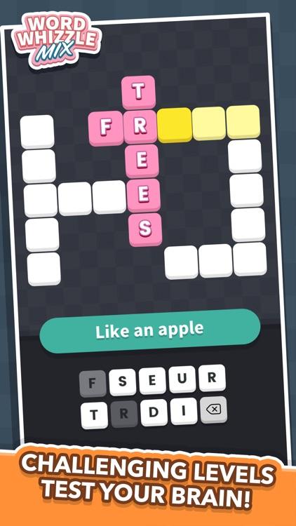 WordWhizzle Mix screenshot-3