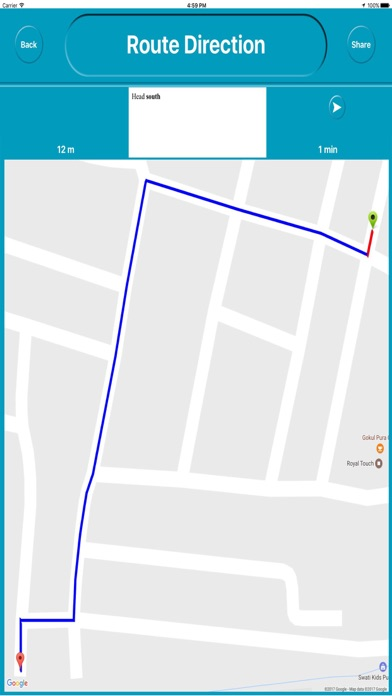 Screenshot for Baku Azerbaijan Offline Map Navigation GUIDE in Azerbaijan App Store