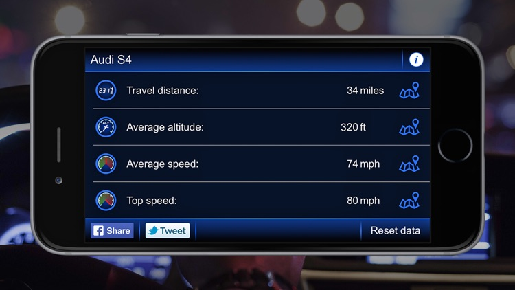 GPS Dash Free