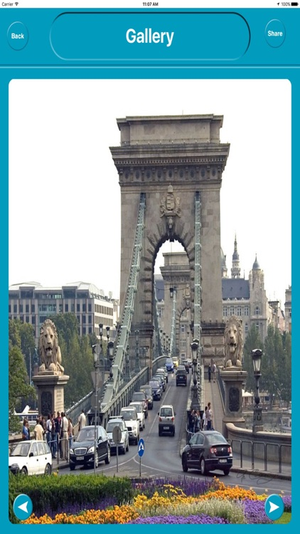 Budapest Hungary Offline Map Navigation GUIDE screenshot-4