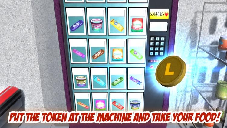 fast food machine simulator 3d