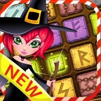 Codes for Mystic runes stone - Fantastic witch match game Hack