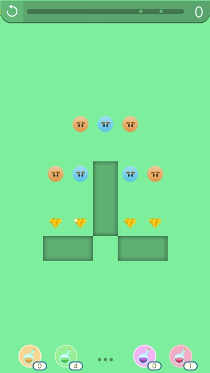 Dot Kingdom - a beautifully minimalist puzzle game screenshot-0