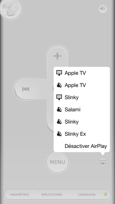 Screenshot #2 pour Rowmote Pro: Remote Control for Mac
