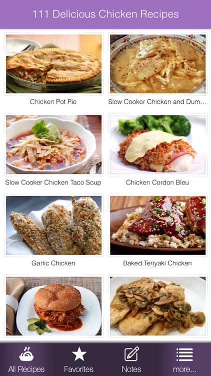 Chicken Recipes For Chicken Lovers