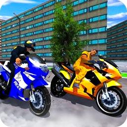 Highway Motorbike Rider: The Hot Pursuit