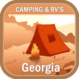 Georgia Campgrounds & Hiking Trails Offline Guide