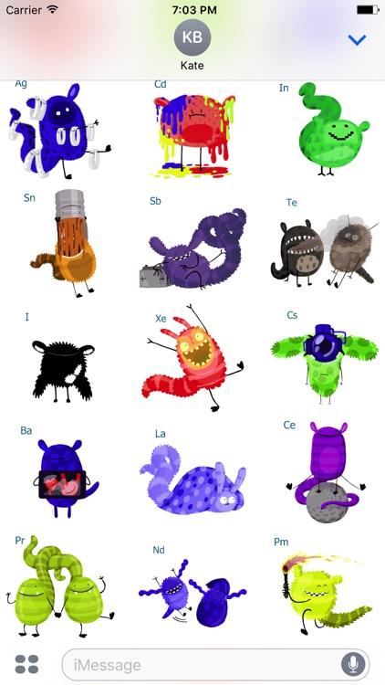 Element Monster Friends