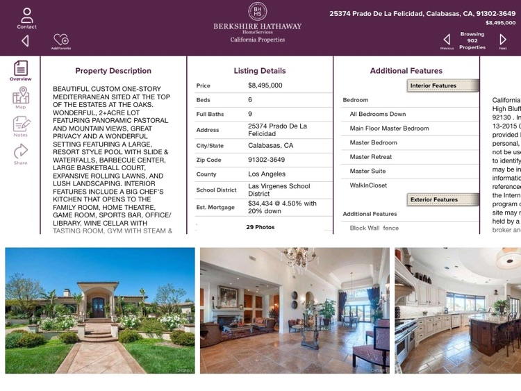Berkshire Hathaway HomeServices Home Search App screenshot-3