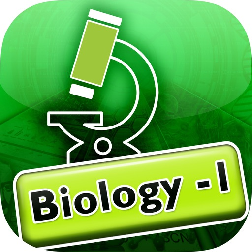 Ideal e-learning Biology (Sem : 1) iOS App